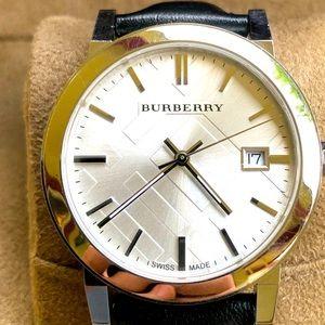 Burberry Watch - unisex, excellent condition